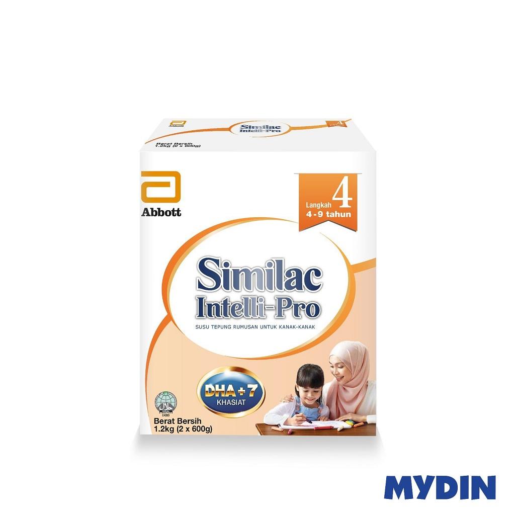 Similac Intelli-Pro Step 4 (1.2Kg)