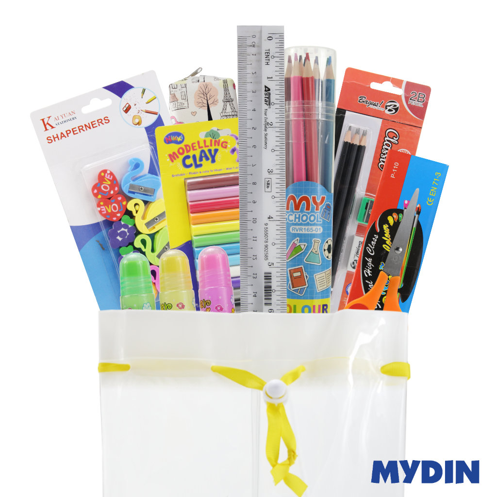 Back To School Stationary Set (9 items)