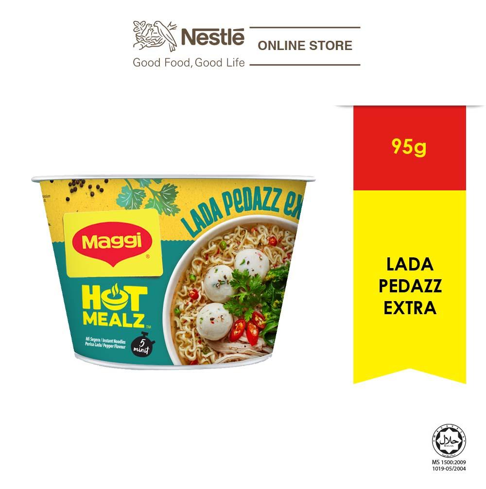 MAGGI Hot Mealz Lada Pedazz Extra 95g