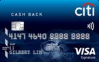 Citi Cash Back Card
