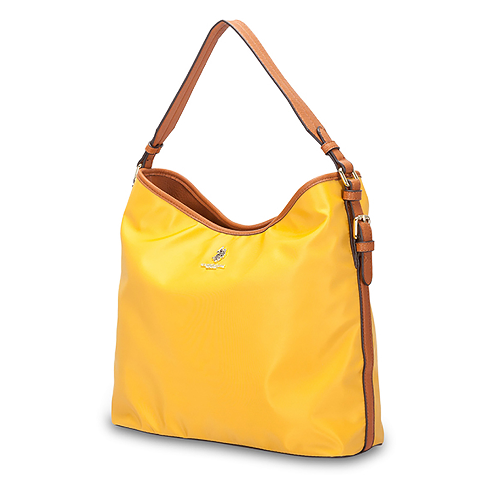 NEW-US-Polo-Assn-Houston-Hobo-Zip-Top-Handbag-Casual-Fashion-Nylon-Single-Strap thumbnail 14