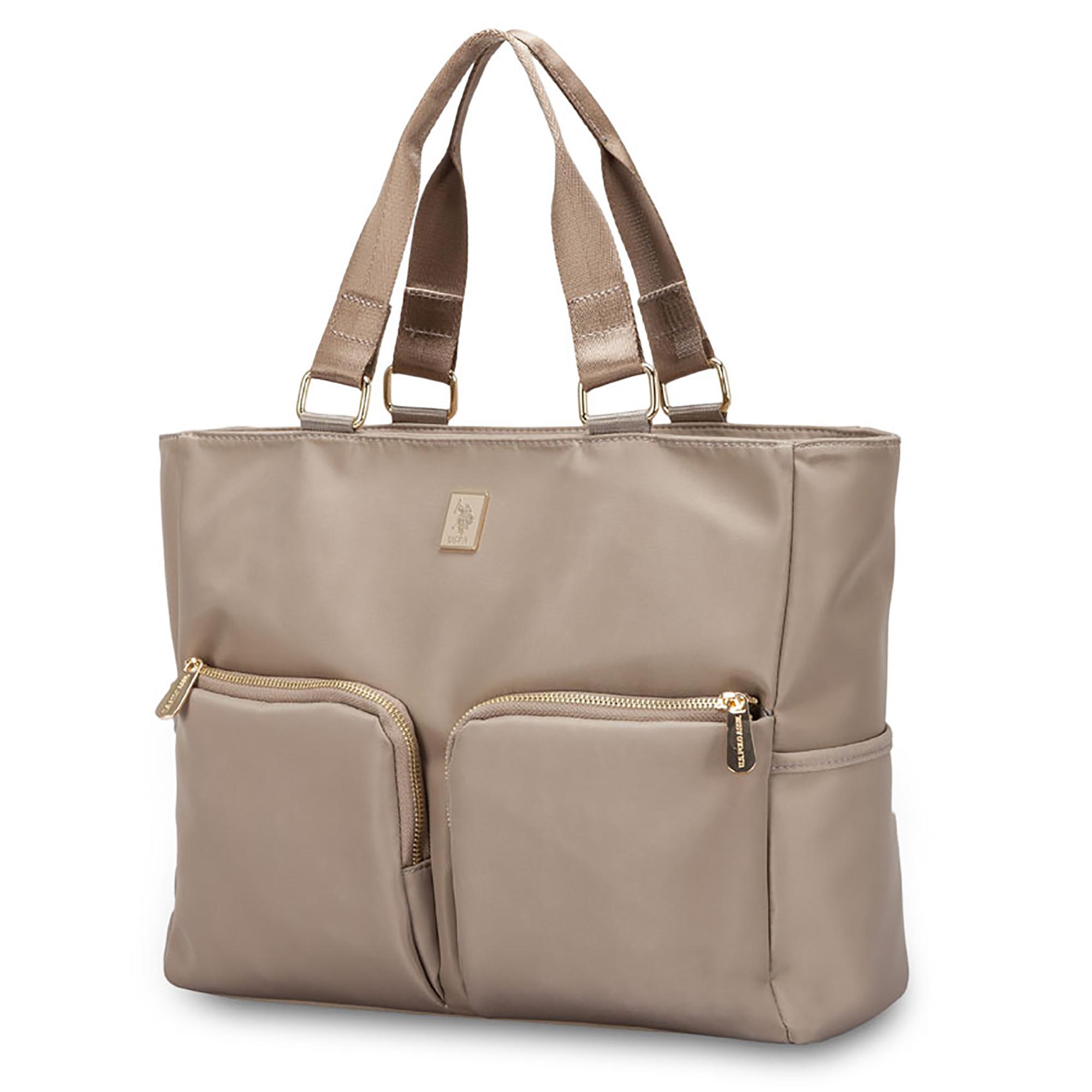 2f4db94aaf71 NEW US Polo Assn. Los Angeles Shopping Fashion Handbag Nylon ...