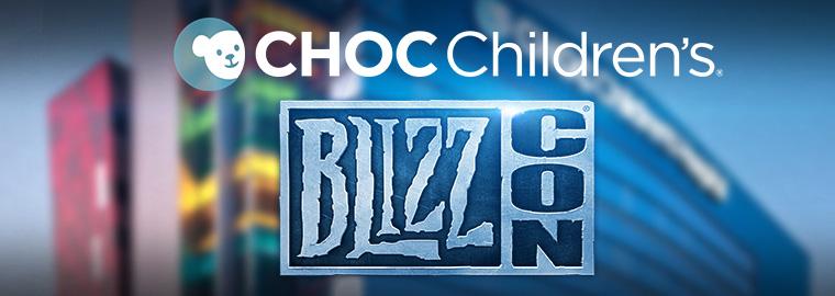透過 BlizzCon 2016 線上慈善拍賣會競標獨家美術作品與收藏品,造福橘郡兒童醫院