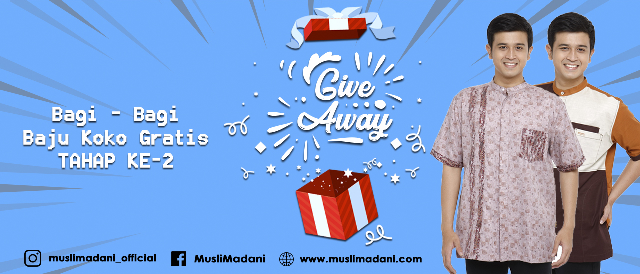 Pengumuman Pemenang Tahap 2 Event Give Away Juli 2019