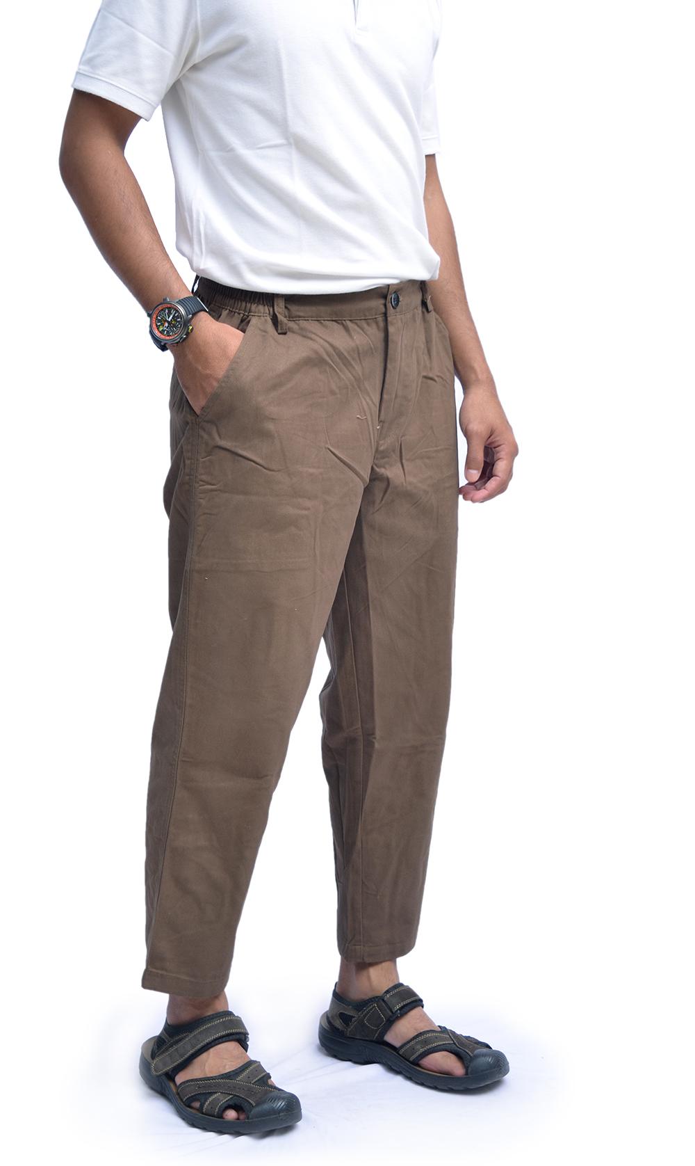 CS-002 Celana Sirwal Coklat