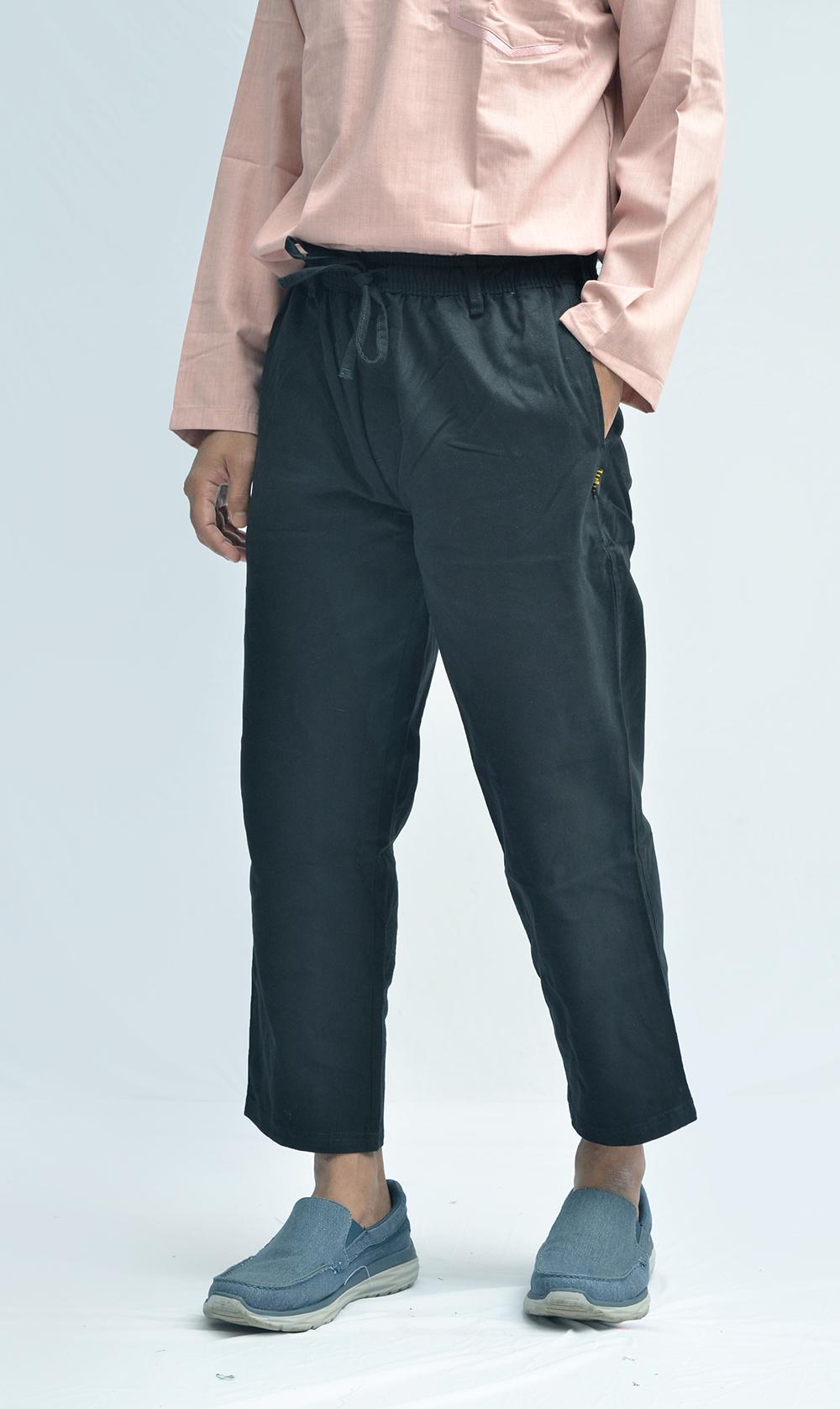 CS-007 Celana Sirwal Hitam