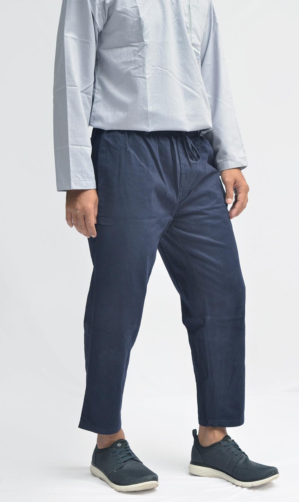 CS-007 Celana Sirwal Navy