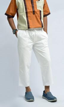 CS-006 Celana Sirwal Putih