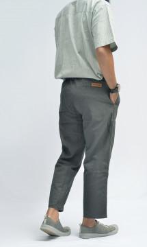 CS-007 Celana Sirwal Abu-abu Tua