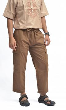CS-006 Celana Sirwal Coklat