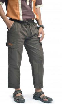 Celana Sirwal CS-008 Coklat Tua FR