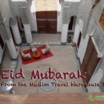 Eid Mubarak from the Muslim Travel Warehouse