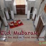 Eid Mubarak from the Muslim Travel Warehouse