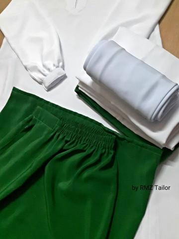 Photo 3 of Baju kurung tradisional TP-68001 Menjahit baju kurung Tradisional. Menjahit baju sekolah. Menerima tempahan jahit pukal.