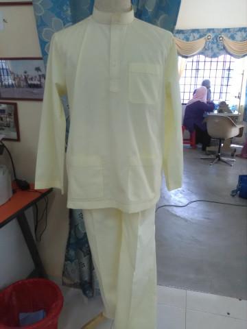 Photo 2 of Hidayah rita D216 Moden n bergaya- material cotton Upah jahit rm90