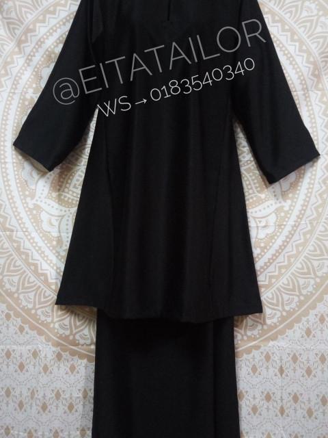 Baju kurung pesak pahang TP-268002