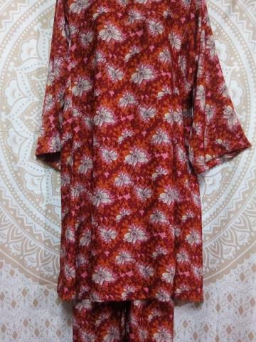 Photo 3 of Baju kurung pesak pahang TP-268002 Baju Kurung Pesak Pahang