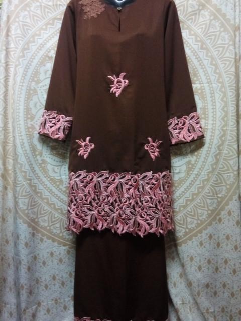 Baju Kurung Moden TP-268003