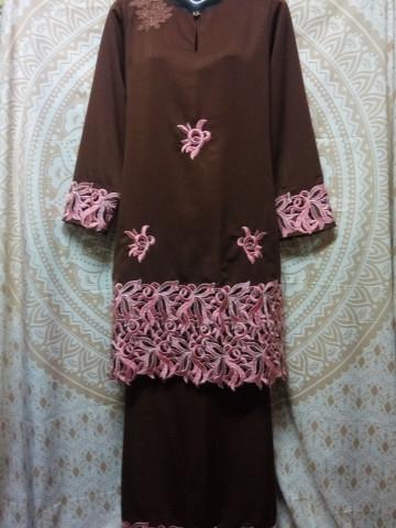 Photo 1 of Baju Kurung Moden TP-268003 Baju Kurung Moden