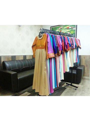TP-321002 Tempahan Jahitan Jubah Dress Wanita