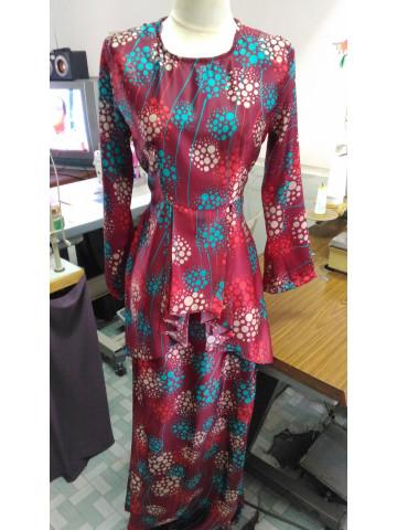 TP-24005 Baju Fesyen Kurung Moden Dan Jubah