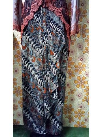 Photo 3 of Kebaya wanita dewasa TP-368001 baju dari kain lace, Kain jenis kain batik
