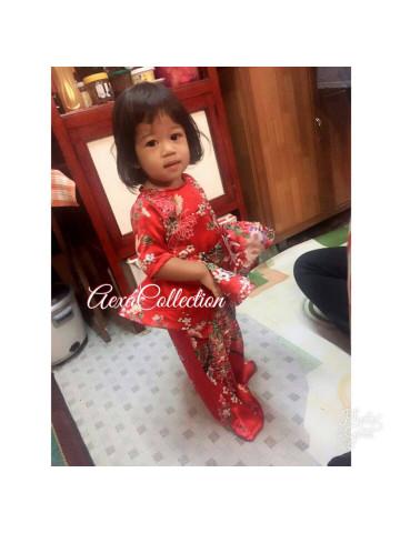 Photo 3 of Aiza Shafiqa TP-328001 -Baju kurung , dress budak (budak perempuan 3-6m-7-8y)  - Baju melayu johor (budak laki 3-6m-7-8y) -Baju kurung modern , peplum , tradisional (adult)