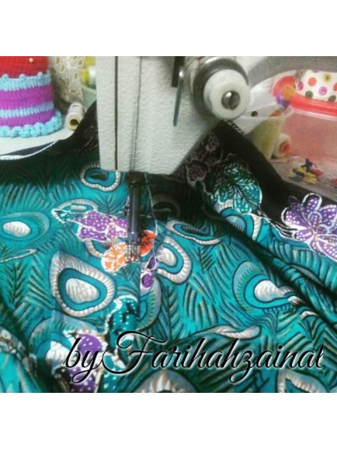 Jahit kain batik TP-260005