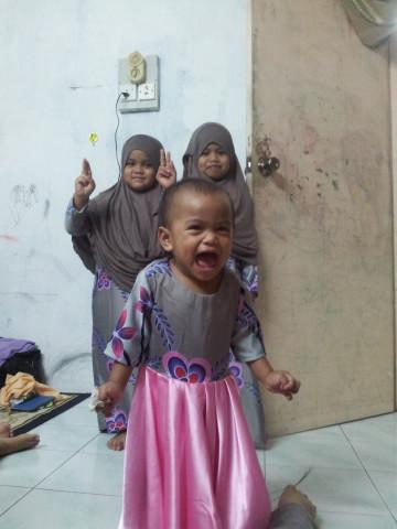 TP-260008 Jubah kanak-kanak