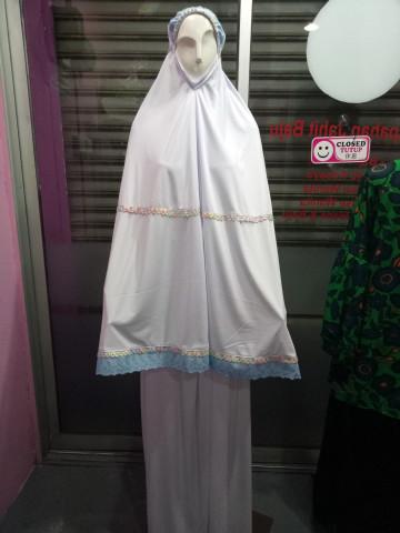 Photo 3 of Aliyah umairah collection TP-383001 Baju kurung pahang material cotton silk  Kain lipat batik Berukuran size M