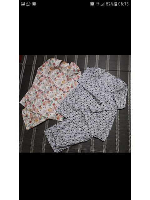 Mini kurung moden, kain lipat batik TP-393005