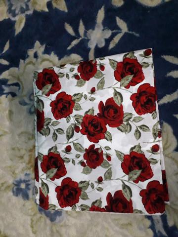 Photo 2 of Membekal kain English Cotton TP-393010 Kain English Cotton, bidang 60 inci, gred AAA, ukuran 3.5 meter. Terlebih selesa dipakai dalam semua cuaca