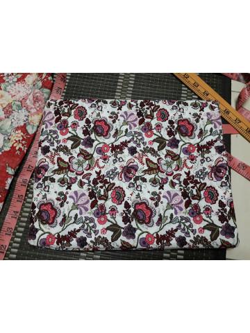 Photo 3 of Membekal kain English Cotton TP-393010 Kain English Cotton, bidang 60 inci, gred AAA, ukuran 3.5 meter. Terlebih selesa dipakai dalam semua cuaca