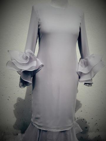 Photo 2 of Contoh Pakaian yang Dijahit TP-396001 Salah satu pakaian wanita yang dijahit untuk pelanggan.