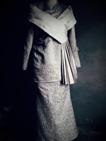 Photo 3 of Contoh Pakaian yang Dijahit TP-396001 Salah satu pakaian wanita yang dijahit untuk pelanggan.