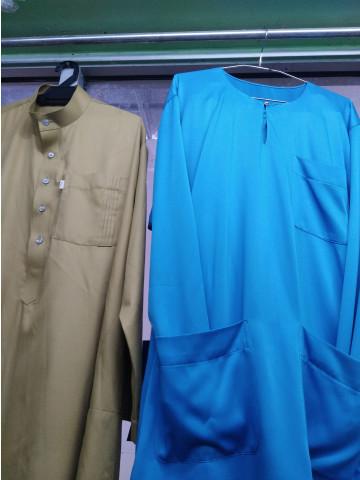 TP-395001 - Kedai Jahit Hoc de Classique, Menerima Tempahan Biasa,Pengantin dan Uniform