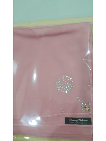 Photo 1 of Shawl TP-424003 Jahit tepi baby seam