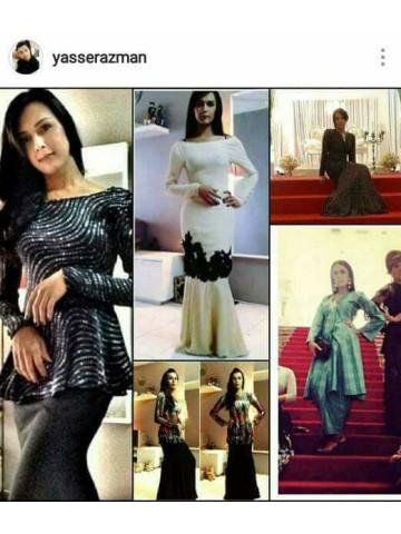 Photo 3 of Pakaian Wanita TP-389001 Pelbagai Jenis Rekaan Baju Wanita..  Tempahan Raya Sudah Dibuka  wechat - yasserazman Instagram - yasserazman Whatsapp - 0182209489  Tempahan akan ditutup pada PENGHUJUNG BULAN MARCH..