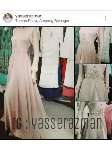 Photo 3 of Dress TP-389003 Tempahan Raya Sudah Dibuka  wechat - yasserazman Instagram - yasserazman Whatsapp - 0182209489  Tempahan akan ditutup pada PENGHUJUNG BULAN MARCH..