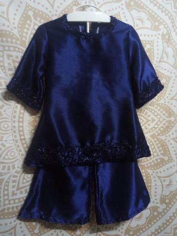 TP-268009 Baju kanak kanak perempuan