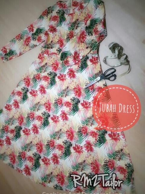 Jubah/ Jubah Dress TP-68002