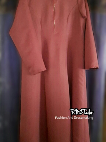 TP-68002 Jubah/ Jubah Dress