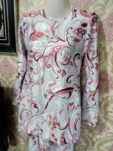 Photo 2 of Mini moden NM 87 Baju mini moden