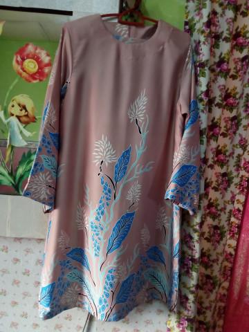 #KURUNG MODEN 01 - #Baju Kurung moden, Baju Kurung moden dewasa Kain duyung