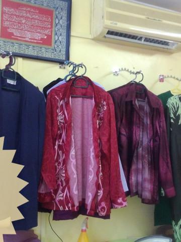 Photo 1 of Kemeja batik TP-222003 Baju kemeja batik lengan panjang Upah jahit rm50