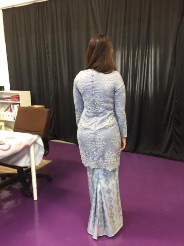 Photo 2 of Baju Wanita TP-460003 Pelbagai jenis baju kurung moden wanita