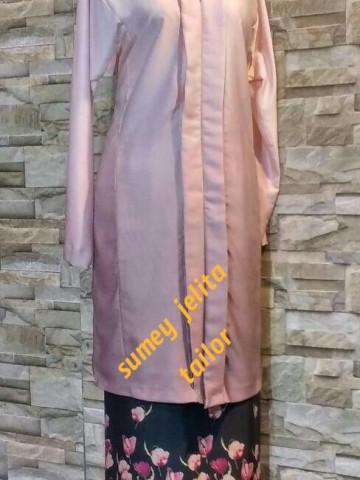 Photo 1 of Baju kebarung TP-247003 Baju kebarung Kain belah belakang