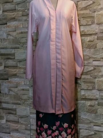 Photo 2 of Baju kebarung TP-247003 Baju kebarung Kain belah belakang