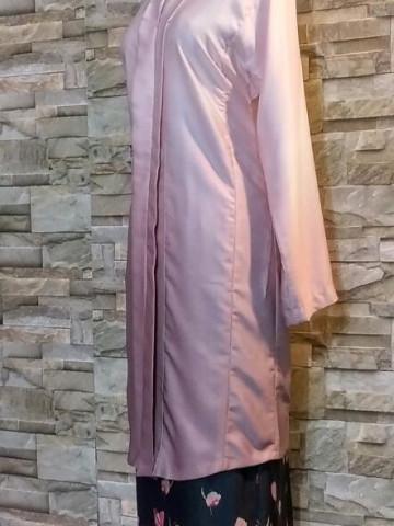 Photo 3 of Baju kebarung TP-247003 Baju kebarung Kain belah belakang