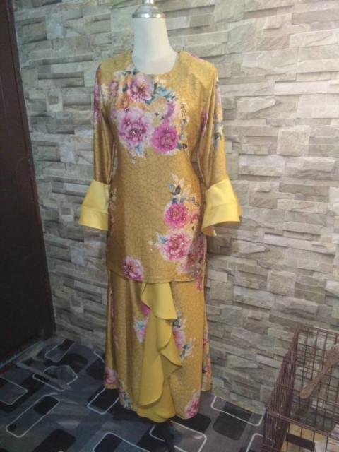 Baju kurung moden TP-247012
